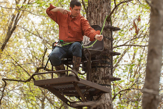 3 Things to Consider When Setting Up A Tree Stand for Bow Hunting