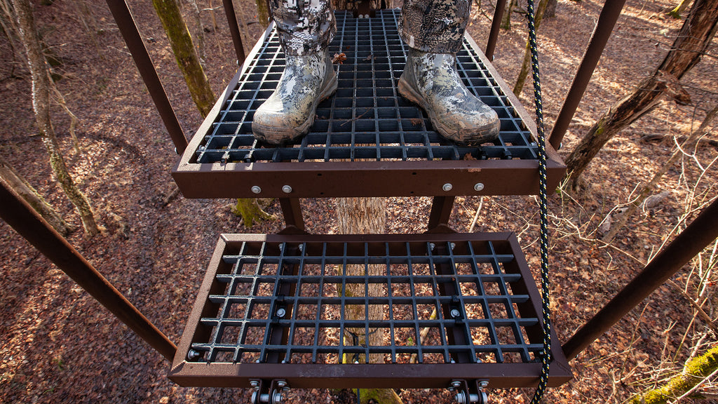 Heaven's Trail Tree Stand Platform