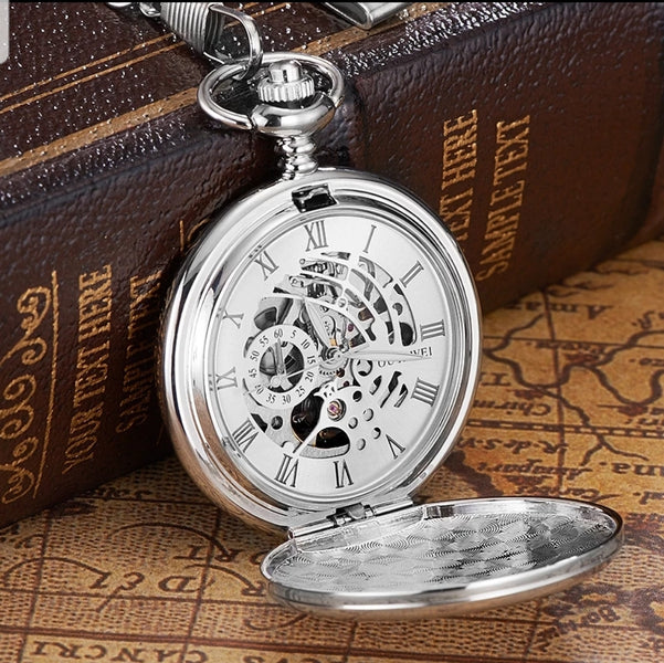 How to operate my Pocket Watch?