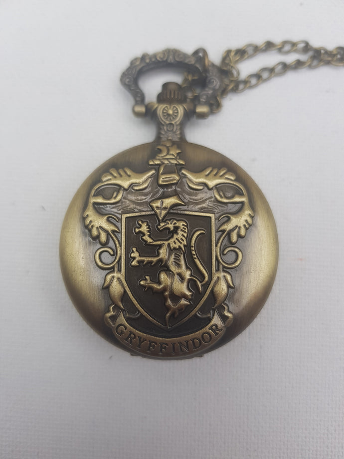 Gryffindor Cheap Pocket Watch