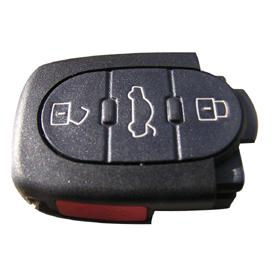 Audi 4D0 837 231 P,315Mhz , 3button with Panic button