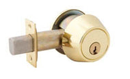 LSDA G2 SINGLE CYLINDER DEADBOLT SC4 2-3/4