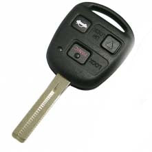 Toyota Remote Key 3button Remote Key 314.4MHz, 4D68 chip