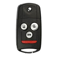 Acure 3+1 Button remote flip Key FCC ID: N5F0602A1A