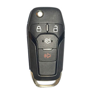 Ford, Lincoln, Mercury 4button Remote Flip Key N5F-AO8TAA 315MHz FCC ID:N5F-AO8TAA IC:3248-AO8TAA