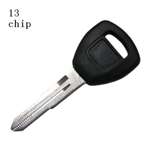 Acura Transponder Key(13 chip) no logo
