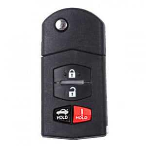Mazda 3Button Remote Set FCC ID:KPU41846