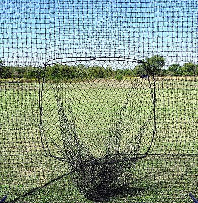 Baseball Practice Sock Net 7' X 7'  #42 Quality Net / Net Only High Quality