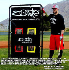 Zone IN Pitching Trainer For Baseball & Softball Players