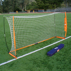 Bownet Soccer Goal Portable 7 X 14 Bow Net With Carry bag