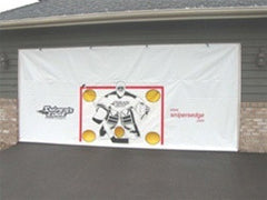 Hockey Practice Large Shooting Tarp 8' By 16' Must See