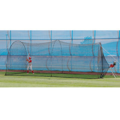 Power Alley 22' x 12' x 8' Real Ball Home Batting Cage