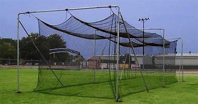 Cimarron 55x14x12 #36 Twisted Poly Batting Cage Net (Net Only)