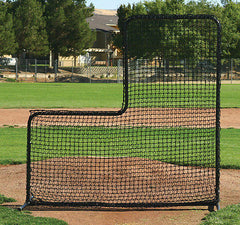 7' x 7' FallLine Baseball Screen L-Net and Frame New