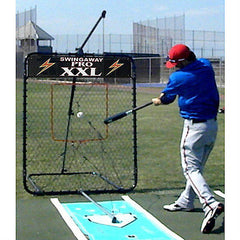 Swingaway XXL Baseball Softball Pro Athlete Hitting Machine System