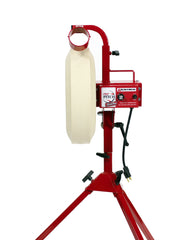 Baseline Pitching Machine 20-70mph Baseball Softball Combo