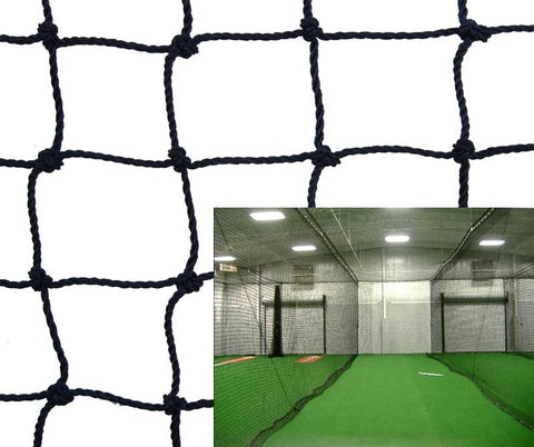 55x12 #42 Twisted Poly Batting Cage Net Divider