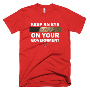 Keep An Eye On Your Government