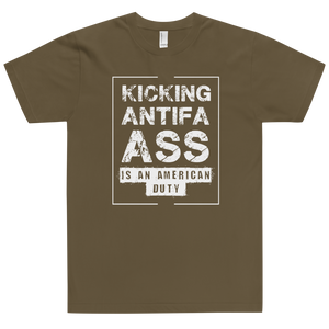 Kicking Antifa Ass Is An American Duty