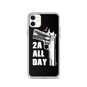 2A All Day iPhone Case