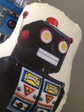 Boite musique robot by By LZB