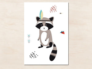 Carte enfant by Green and Paper