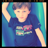 T-shirt enfant original by Ma Locomotion