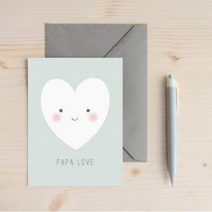Carte ZÜ Papa Love by Zü