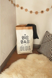 Paperbag pour jouets by Marcel et Lily