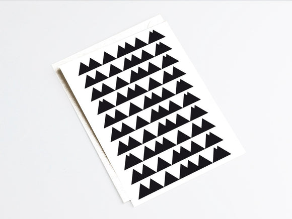 Carte design originale by Green and Paper