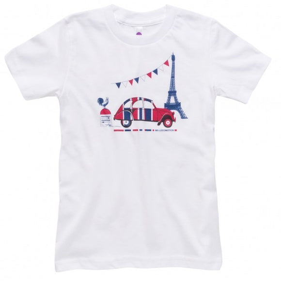 T-shirt enfant by Ma Locomotion