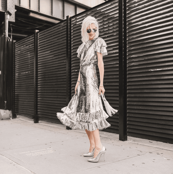 Give it Life: Sequins