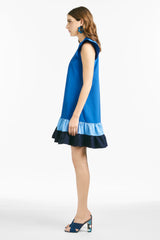 Sharla Dress - Cobalt