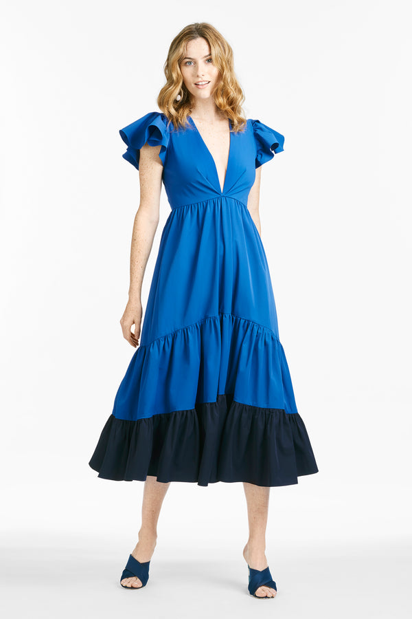 Lori Dress - Cobalt