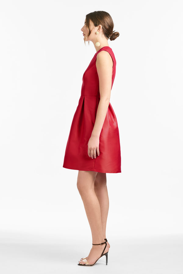 Coco Dress - Red