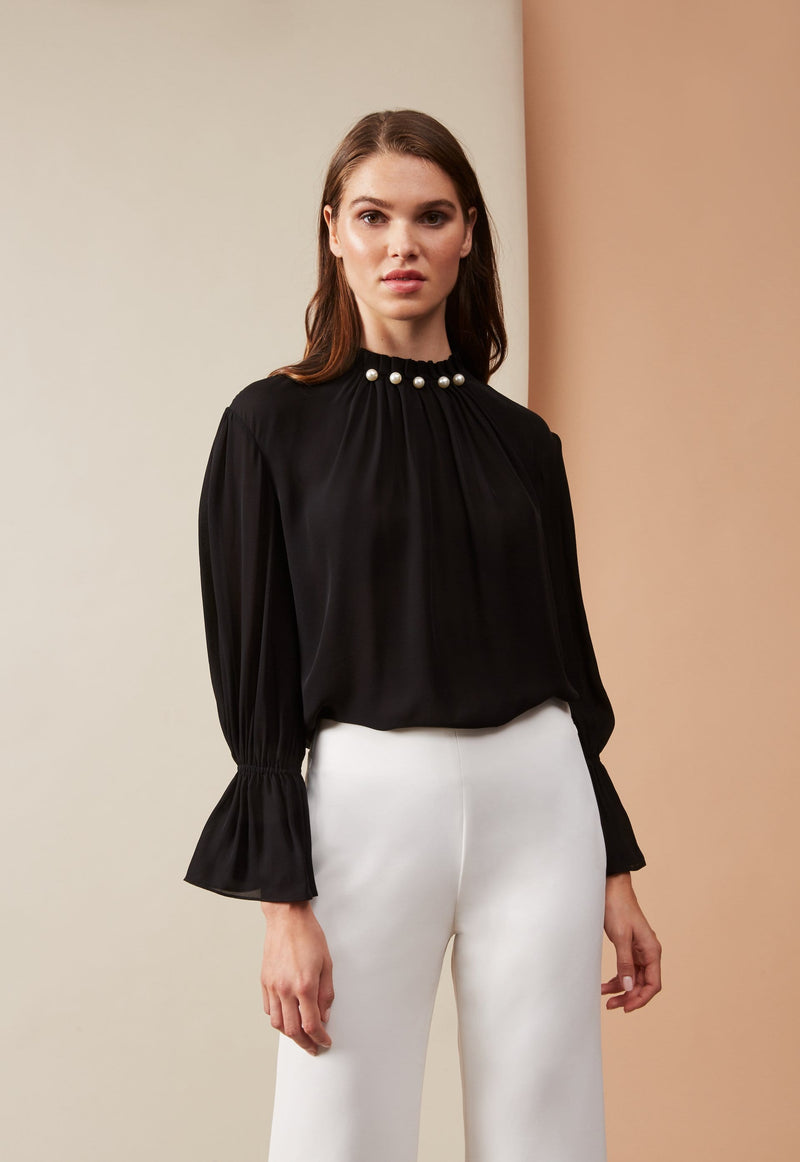 Emilia Blouse- Final Sale