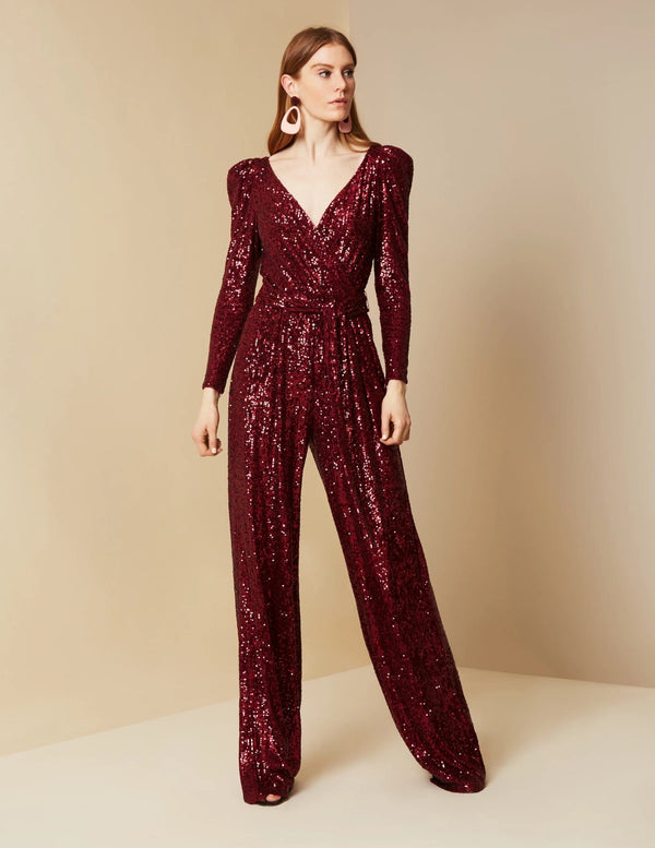 Lyanna Jumpsuit - Final Sale