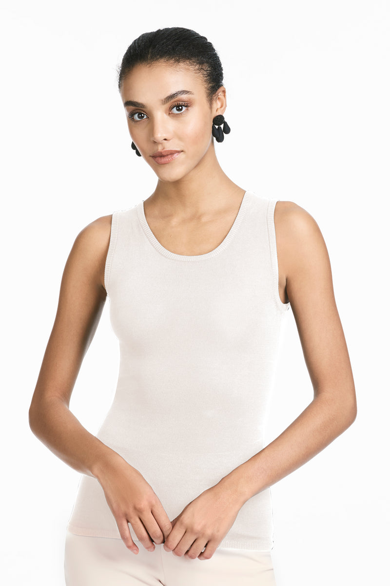 Tabitha Top - Ivory