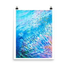 Load image into Gallery viewer, Marine Life Art Print