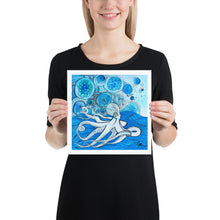 Load image into Gallery viewer, To Arms! Octopus Print