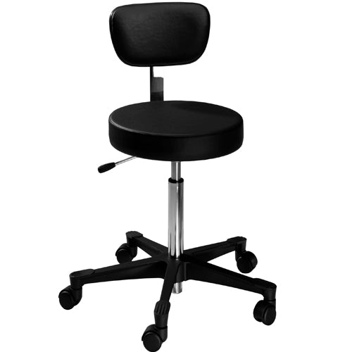 Reliance 4246 Pneumatic Stool With Back