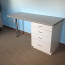 OIC Refraction Desk W/ 4 Drawers