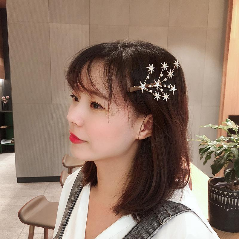 (Black Friday promotion 50% OFF) Shiny Star Hairpin