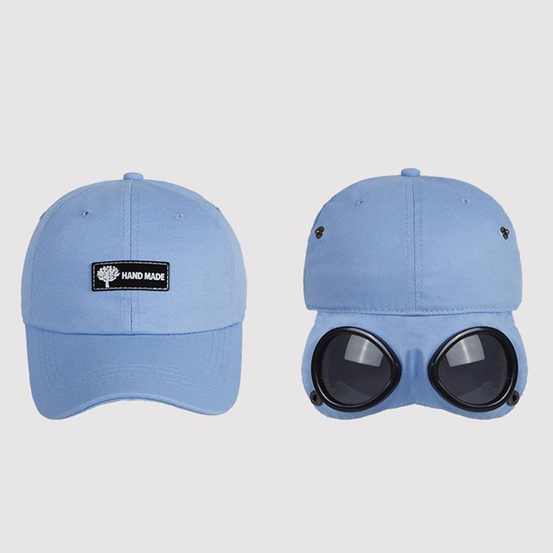 Pilot Glasses Baseball Cap