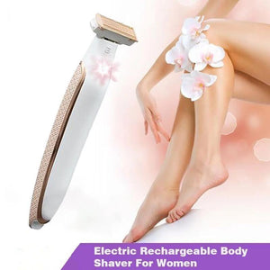 Electric Rechargeable Body Shaver