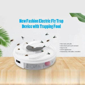 Electric USB Automatic Flycatcher Fly Trap