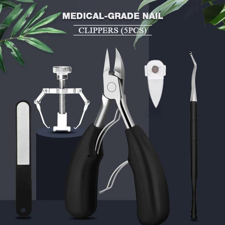 Medical-Grade Nail Clippers