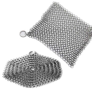 Stainless Steel Cleaning Brush Net