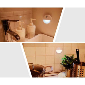 LED Human Body Sensor Night Light
