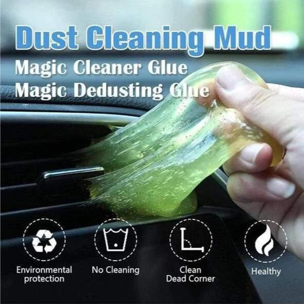 Dust Cleaning Mud Gel